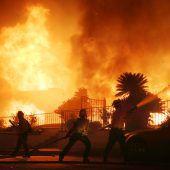 Mehrere Tote bei verheerenden Waldbränden in Kalifornien