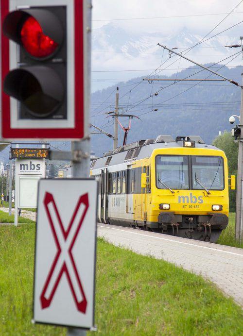 Die Montafonerbahn ist einer der Geschäftsbereiche der mbs-Gruppe.