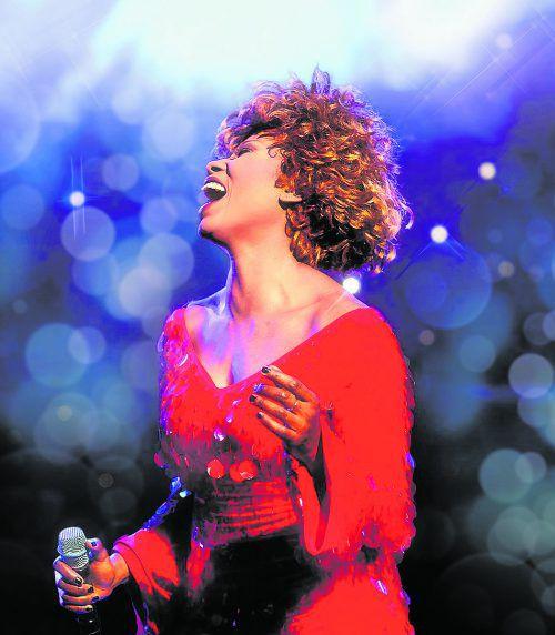 """Die Musical-Biographie """"Simply The Best"""" bringt den einzigartigen Tina-Turner-Sound noch einmal live auf die Bühne.veranstalter"""