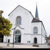 Sanierung der Harder Pfarrkirche im Endspurt