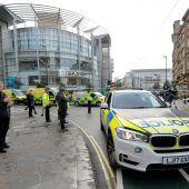 Terrorverdacht in Manchester