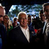 Portugals Sozialisten hängen Konservative ab