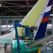 US-Airline zieht zwei Boeing-Jets wegen Rissen aus dem Verkehr