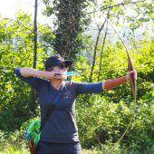 JBV Meiningen lud zu Bogenschützenturnier