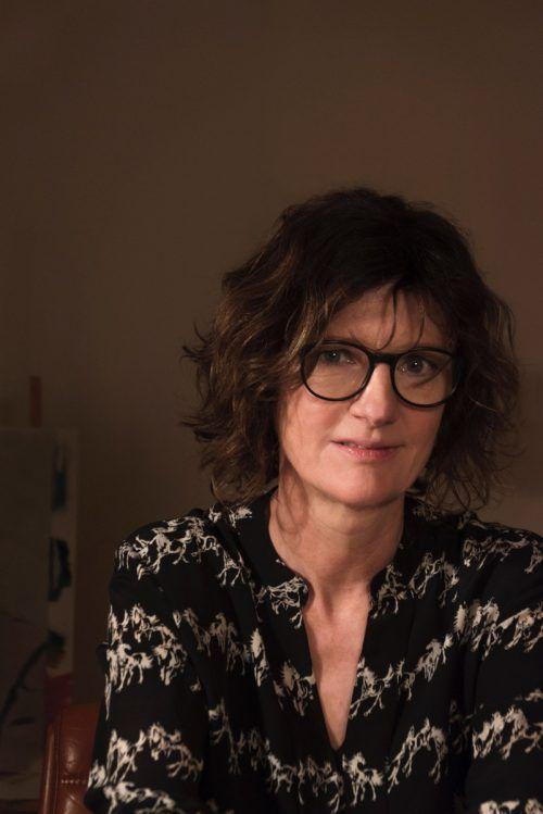 Doris Knecht vertritt Vorarlberg.Kolumination