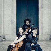 Das Trio Gaspard präsen-tiert Geniestreiche