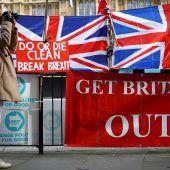 Brexit-Hängepartie geht weiter