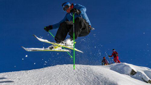 Eingefleischte Wintersportler lassen sich den Spaß im Schnee nicht verderben und einiges kosten.vn/lerch