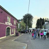 Harvest Festival in Glenties