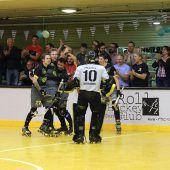 Rollhockeyclub mit Arbeitssieg gegen Wimmis