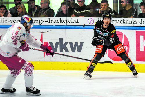 Evan Trupp und Kollegen nehmen in Graz den nächsten Anlauf auf den ersten vollen Erfolg in der neuen Saison.gepa