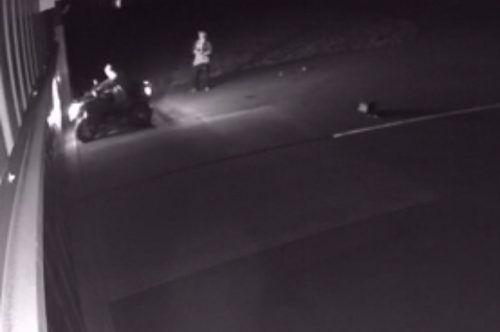 Die Täter wurden von der Überwachungskamera gefilmt. Loih