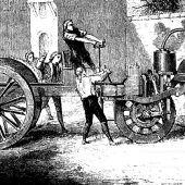 Jubiläum – das erste Auto