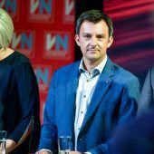 Sozialdemokraten bieten sich als Mitgestalter  in Regierung an