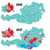 Karten nach Wahl neu gemischt