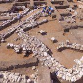 Antike Metropole