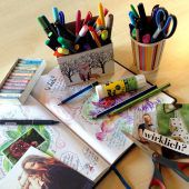 Das kreative Tagebuch