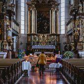 In der Pfarrkirche von Kitzbühel wurde in aller Stille der Mordopfer gedacht. D12