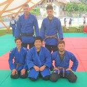 Vor Sprung in die Medaillenränge