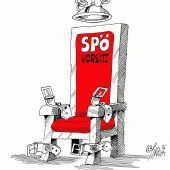 Der elektrische Stuhl!