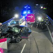 Unfalldrama in Schwarzenberg