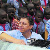 Trinkwasser mit Sonnenkraft