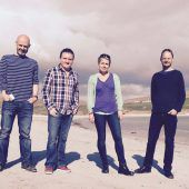 Sounding Island mit der irischen Band Flook
