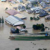 Taifun Hagibis fordert über 50 Tote