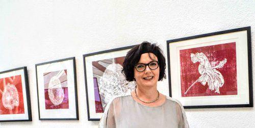 Gabi Jörger gibt kommenden Donnerstag, 17. Oktober, bei der Premiere des Gurtiser Kulturlädeles einen Einblick in ihr künstlerisches Schaffen.