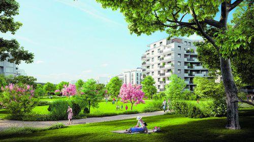 Ganz Wien. Ganz nah. Einfach investieren in Immobilien in Wien.Foto: ZIMA