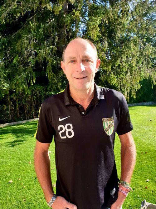 Gastronom und Fußballtorhüter: Markus Hagen. Hagen