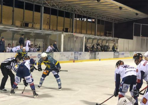 Gegen die Gäste aus Ulm drehten die Emser das Spiel. mima
