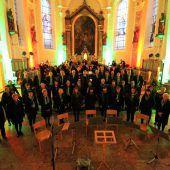 Musikalisches Spektakel in Hittisau