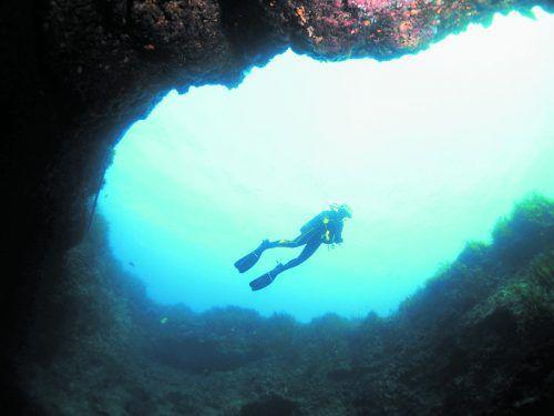Gozo gehört zu den Toptauchrevieren im Mittelmeer.