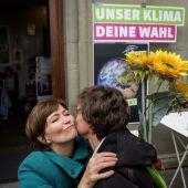 Schweizer Grüne drängen nach großem Wahlerfolg in die Regierung