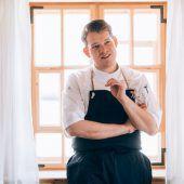 Im Küchenhimmel: Fünf Sterne für den Chefs Table