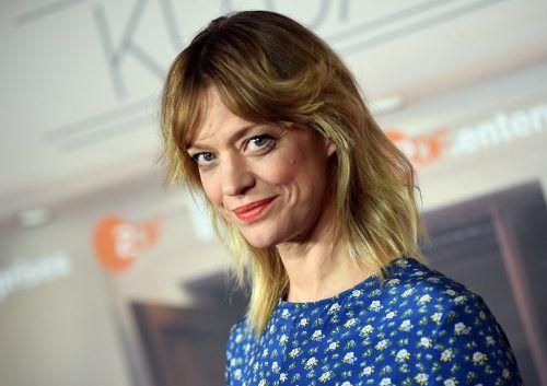Nach einer erfolgreichen Laufbahn als Moderatorin etablierte sich Heike Makatsch als mehrfach ausgezeichnete Schauspielerin.dpa