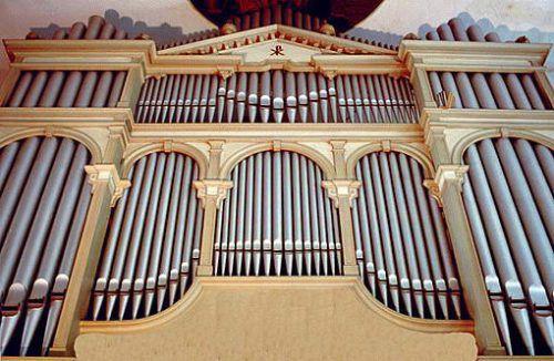 Im Oktober wird die Behmann-Orgel in St. Martin wieder bespielt. VN