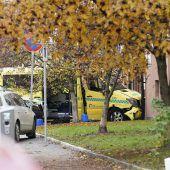 Amokfahrt mit gestohlenem Krankenwagen in Oslo