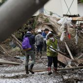 Nach Taifun Hagibis über 70 Tote
