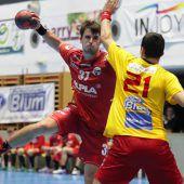 Harder Handballer nicht zu stoppen