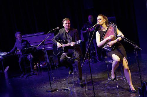 Johnny Cashs Musik steht im Mittelpunkt desheutigen Erzählkonzerts in Schaan. TAK