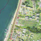Wohnung in Lochau um 830.000 Euro verkauft