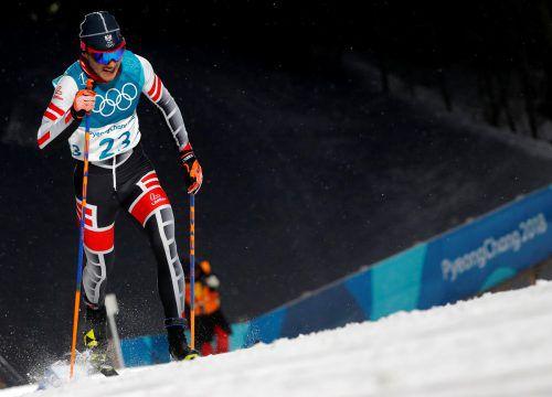 Langläufer Dominik Baldauf ist bei der Nordischen WM des Blutdopings überführt worden.Reuters, apa