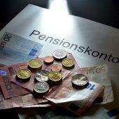 Wie nachhaltig sind die Pensionen?