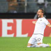 Liendl-Traumtor gegen AS Rom