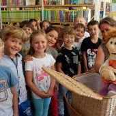 Leseprojekte für Lochauer Kinder