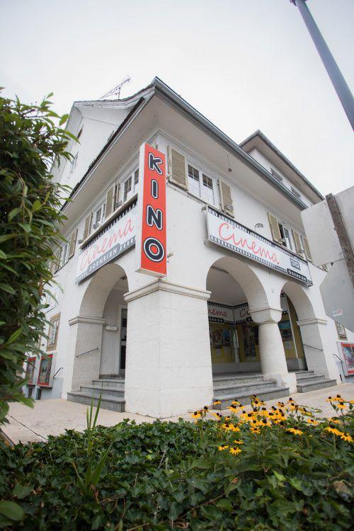 Mit der zugedachten Sonderförderung sollen Investitionen und die Besucherrückgänge im Cinema Dornbirn kompensiert werden. VN/Steurer