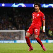Starke Bayern zerlegen Tottenham und feiern einen Kantersieg