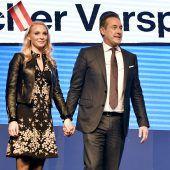 Ringen um Mandat für Philippa Strache